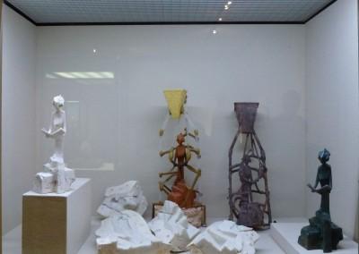 Entstehung einer Skulptur